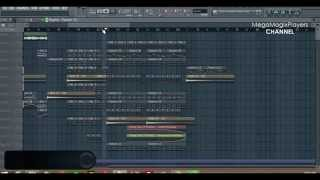 Makinf of Avicii feat Audra mae - Dreaming of Me (Stories album) (megamagixplayers fl studio remake)