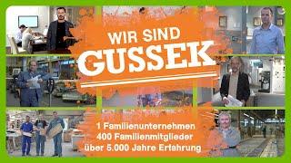 Werfen Sie einen Blick hinter die Kulissen von GUSSEK HAUS. Lernen Sie die Menschen kennen, die mit ihrem Hausbauwissen, ihrem Engagement und ihrer Erfahrung zum Erfolg des niedersächsischen Fertighaus-Herstellers beitragen.