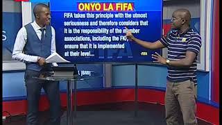 FIFA yaionya FKF dhidi ya kupeleka kesi zao katika korti zisizo za kispoti
