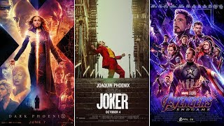 2019 Comic Book Movies Ranked
