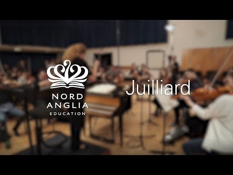 The Juilliard - Nord Anglia Performing Arts Programme Overview