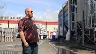 Lagunitas Brewery Tour in Petaluma, California