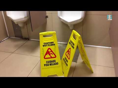 Aeropuerto La Aurora, la carta de presentación deteriorada