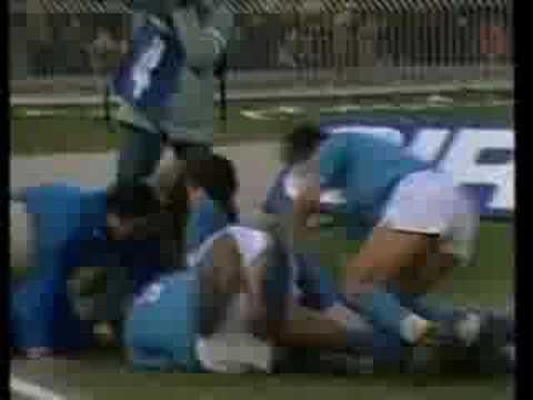 Gol olímpico de Diego Maradona image