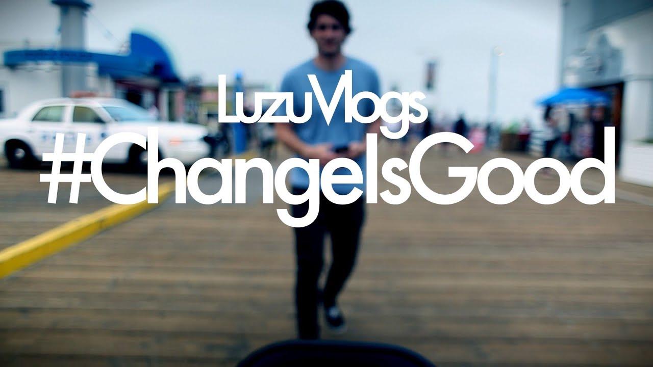 ME ENFRENTO AL EXTERIOR! #ChangeIsGood – LuzuVlogs