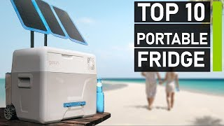 Top 10 Best Portable Fridge Freezers For Camping & Outdoors