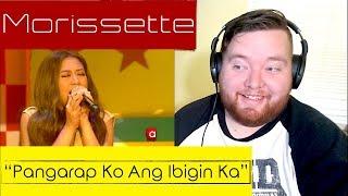 "Morissette | ""Pangarap Ko Ang Ibigin Ka"" (ASAP Chillout) | Jerod M Reaction"