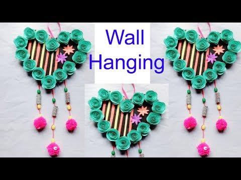 Best Decor Craft Ideasdiy Wall Hangingbest Out Of Wastediy Art
