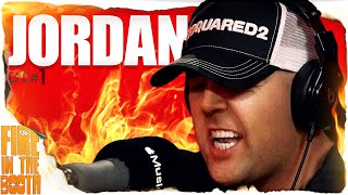 Jordan - Fire in the Booth