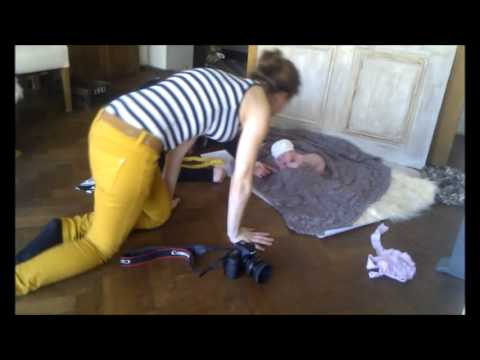 Behind the scenes with ByDianne Photography Newborn Session newbornshoot