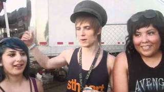 marty at warped tour 2011 ;D