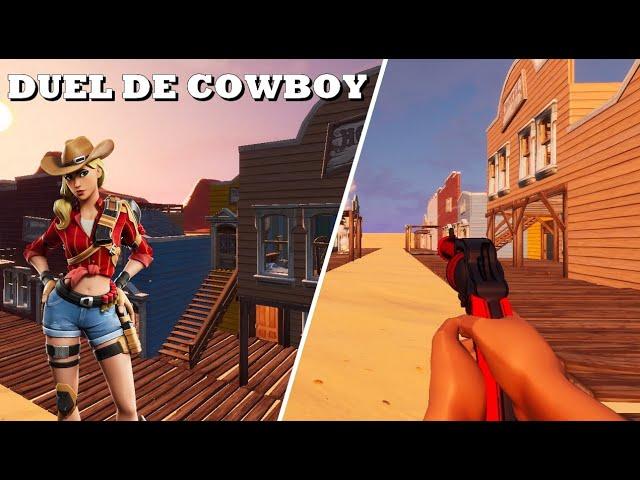 DUEL DE COWBOY AU FAR WEST !
