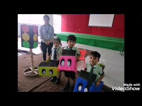 Mount Litera Zee School has organised an activity of