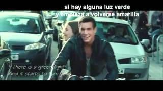 Chris Brown - All back (3 metros sobre el cielo) subtitulado al español