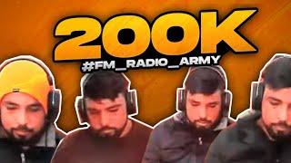 200K SPECIAL MONTAGE | THANKS EVERYONE PUBG MOBILE | FM RADIO GAMING