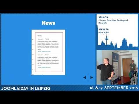 J!Layout Overrides Einstieg und Beispiele