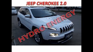 cherokee 2.0 dizel hidrojen yakıt tasarrufu