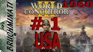 USA 1960 Conquest #1 World Conqueror 3
