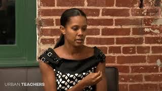 S.A.G.E. Founder talks wellness and restorative practices at Urban Teacher Center's Speaker'