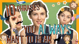 Learn the Top 10 Russian Phrases You Always Want to Hear