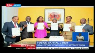 Fusion capital continues to attract capital for real estate development