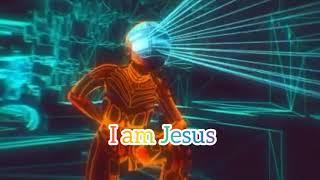 Kelvinsam tv intro with Jesus text