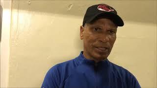 Caribbean Club Shield : réaction Richard Albert, coach du CSM, éliminé par Jong Holland (3-0)