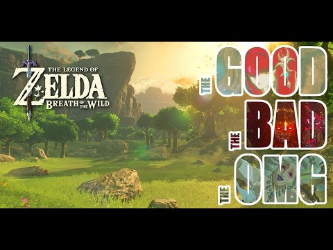 [GBO] The Legend of Zelda: Breath of the Wild video thumbnail