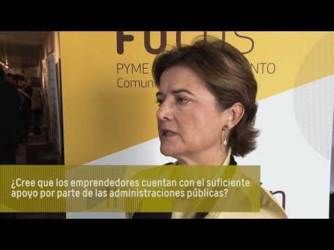 Entrevista a María José Ortola, Subdirectora de Economía Social y Emprendimiento de ...[;;;][;;;]