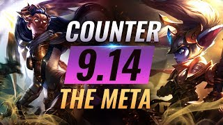Counter The Meta: OP Counterpicks for EVERY Role - Patch 9.14 - League of Legends Season 9