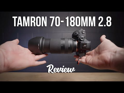 External Review Video 6qjNZuRiXgE for Tamron 70-180mm F/2.8 Di III VXD Lens (A056)