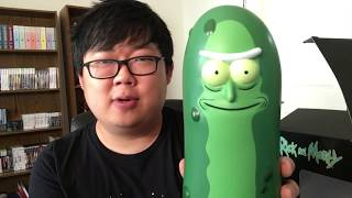 Board Game Reviews Ep #44: THE PICKLE RICK GAME