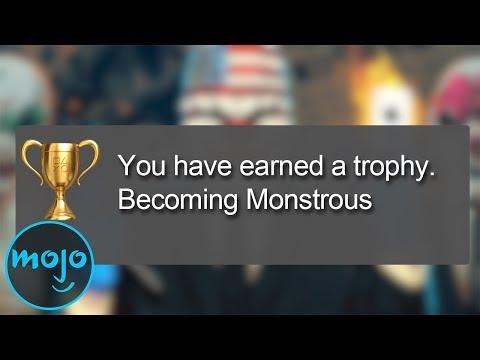 Top 10 Hardest Multiplayer Achievements