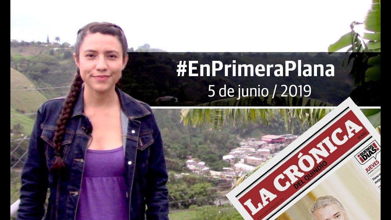 En Primera Plana: lo que será noticia este jueves 6 de junio