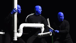 Blue Man Group Performs at IPW 2017 in Washington D.C., June 2017
