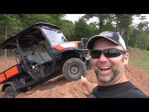 Baddest farm Side by Side: Kubota RTV X1140  A No Nonsense..Detailed Review!