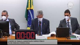 Reunião Deliberativa Ordinária - 25/05/2021 09:30