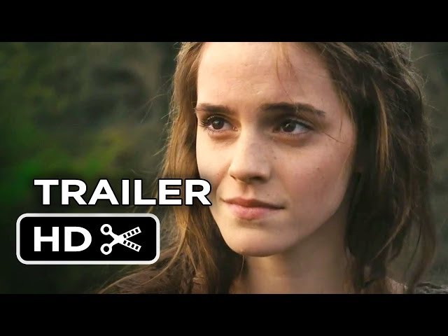 Noah Official Trailer 1 2014 Russell Crowe Emma Watson Movie Hd