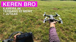 Review H12 Drone Murah Kamera 4K