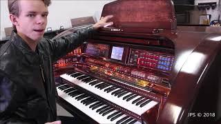 Lowrey Palladium Organ