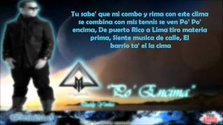 Po' Encima (Letra) - Daddy Yankee (Prestige)