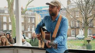 Frightened Rabbit - My Backwards Walk - Bandstand Busking