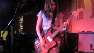 Speedy Ortiz - Plough (Live @ 100 Club, London, 16/08/14)