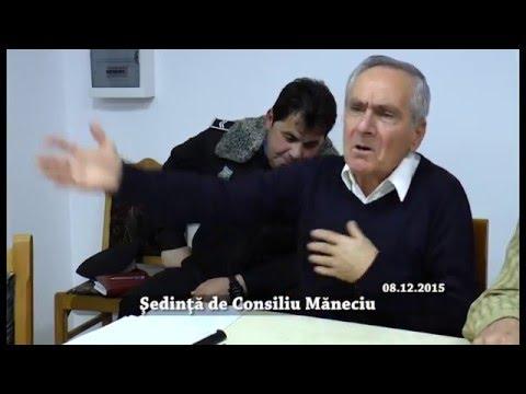 Sedinta Consiliul Local Maneciu – 12 decembrie 2015 – partea a III-a