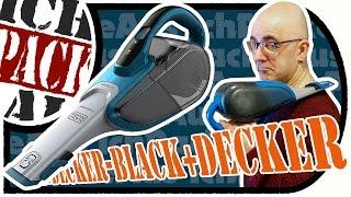 Black+Decker 21.6 Wh / Akku HANDSTAUBSAUGER Dustbuster (DVJ320J) Sauger ERSTEiNDRUCK / Test