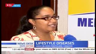 Lifestyle diseases on the rise; Doctors now urge Kenyans to eat healthy to avoid killer diseases