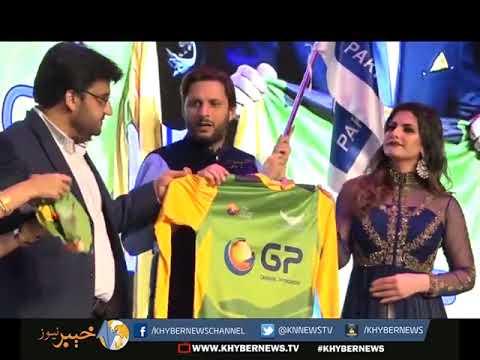 Misbah and Zareen Khan interview about T10 Cricket league- Afridi captain Zareen Ambassador