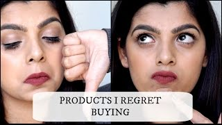 Image for video on Products I Regret Buying | Dissapointing Products # 1 by Aditi Singh