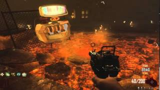 call of duty black ops 2 zombies town easter egg - TH-Clip