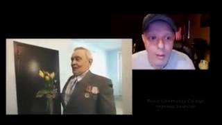 Американскому профессору показали русский ролик